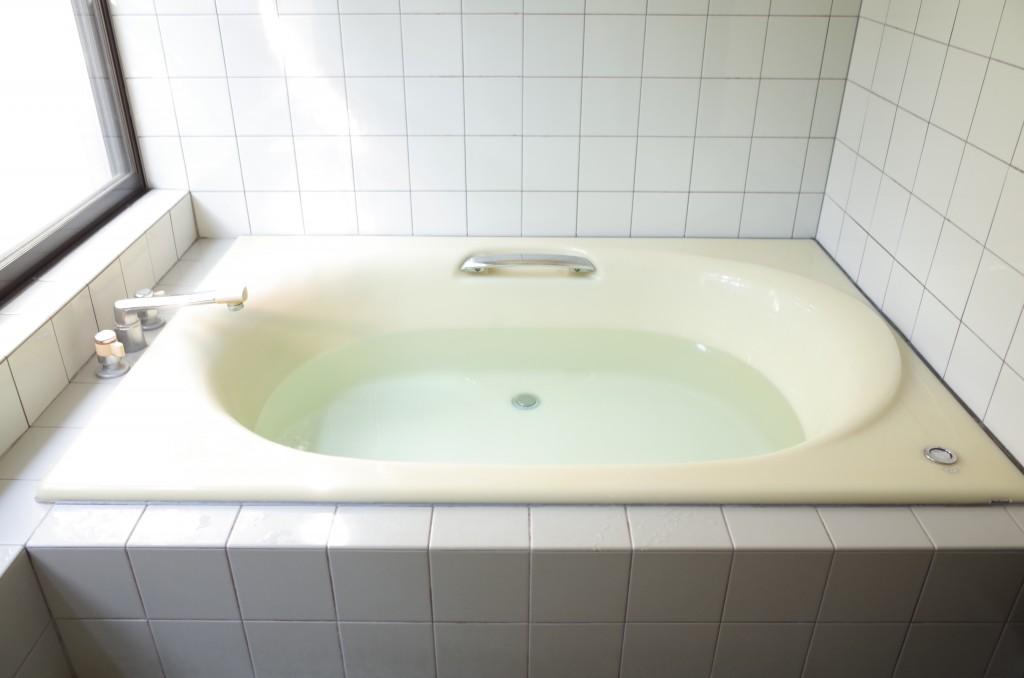 ゲストハウス平和お風呂