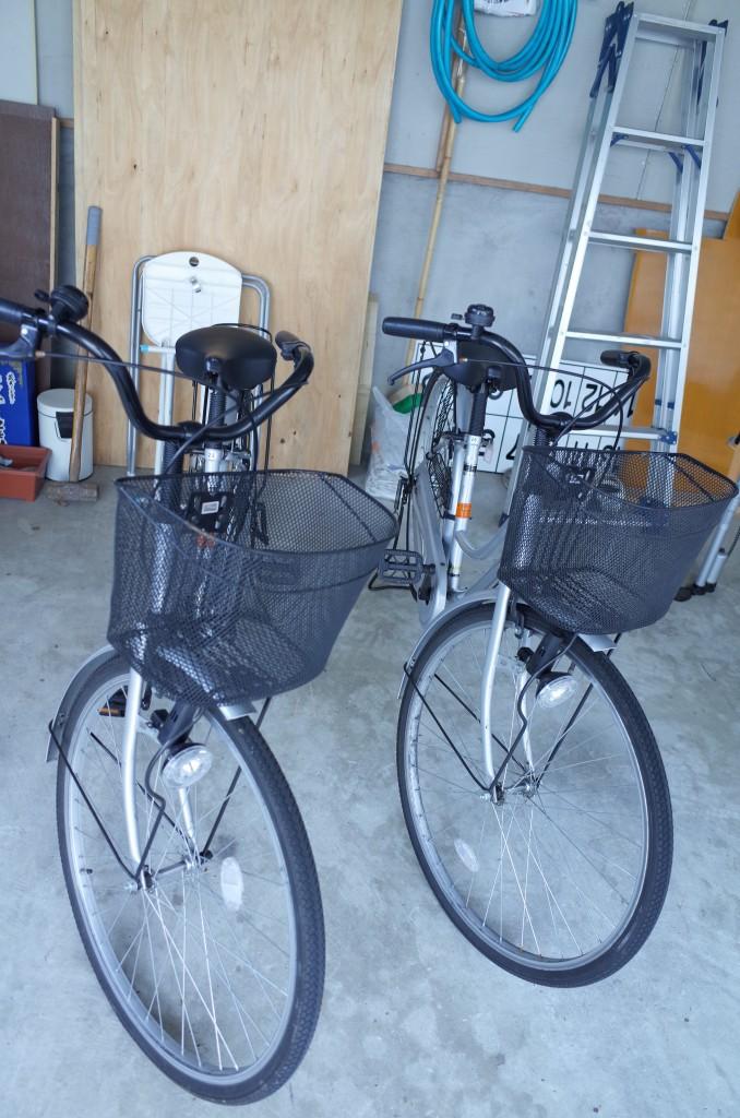 ゲストハウス平和貸自転車